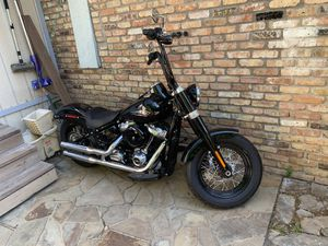 2019 Harley Davidson FLSL slim for Sale in Dallas, TX