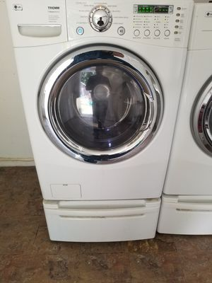 Lg washer and dryer for Sale in Irving, TX
