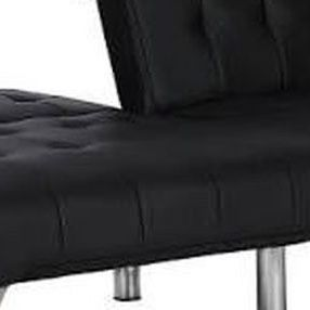 Leather Futon for Sale in Los Angeles, CA