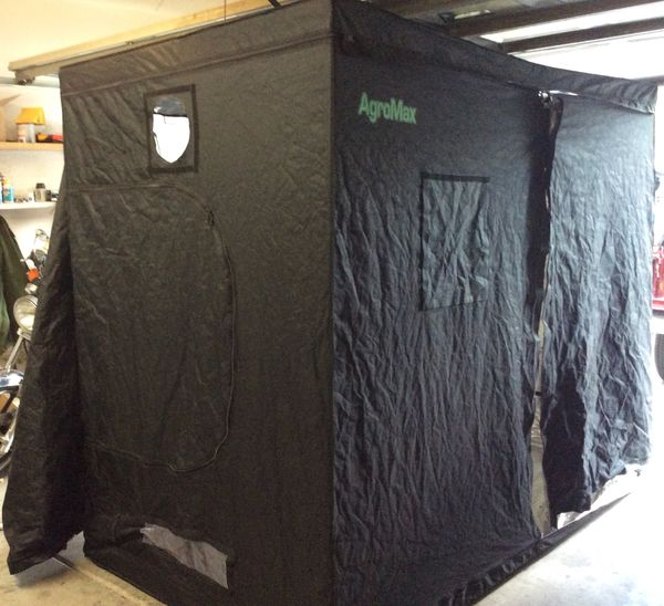 AgroMax 4x8 Grow Tent Feature & Specs 98