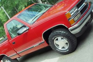 By owner98 Chevy Silverado fuel gasoline!! for Sale in Abilene, TX