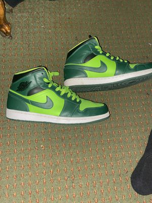 "Air Jordan 1 ""hulk"" size 11 for Sale in Oakland, CA"