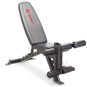 Marcy Utility Bench With Leg Extension for Sale in Fontana, CA