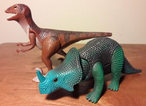Dino Riders Vintage Dinosaurs Action Figures Lot 80s toys for Sale in Marietta, GA