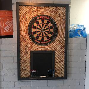 Custom dartboard 46 x 30 1/2 for Sale in Huntington Beach, CA