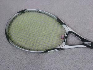 "Wilson K factor Tennis Racket, Head 115 Grip 4"" Strung & Ready for Sale in Norwalk, CT"