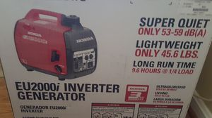 Honda Generator for Sale in Springfield, VA