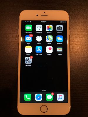 iPhone 6s Plus unlocked 32gb for Sale in Tucker, GA