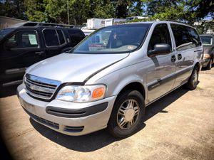 2001 Chevrolet Venture for Sale in Richmond, VA