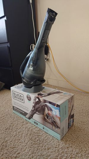 Black+Decker Cordless Vacuum for Sale in Hillsboro, OR