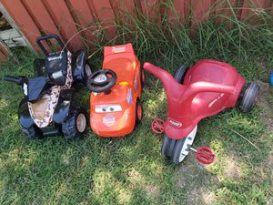 Kids Ride on toys for Sale in Red Oak, TX