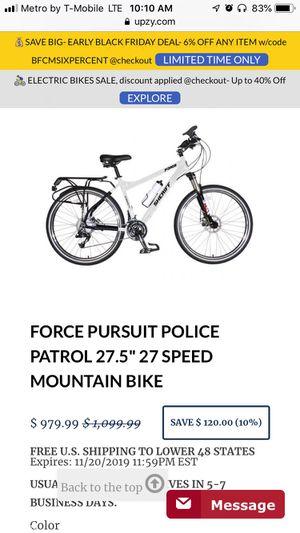 Fuji mountain bike for Sale in Beaverton, OR