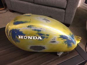Honda motorcycle gas tank for Sale in Alpine, UT