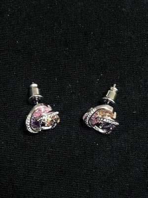 Sterling Silver colorful earrings for Sale in Las Vegas, NV