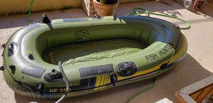 Sevylor fish hunter Inflatable boat H250 for Sale in Glendale, AZ