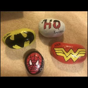 Personalized Painted Rocks/stocking Stuffers for Sale in Liberty, MO
