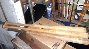 Vintage baseball bats collection awesome!!] for Sale in Pico Rivera, CA