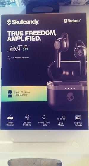 SkullCandy indy Xt Evo true wireless Earbuds for Sale in Dallas, TX