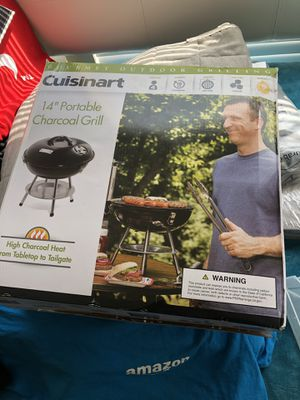 14 inch BBQ grill for Sale in Morrow, GA