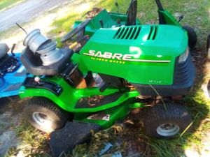 Lawn mowers and misc equipment for sale. For parts for Sale in Lakeland, FL