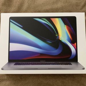 "Brand New MacBook Pro (late 2019, 16"", 16GB RAM, i7, 512gb) for Sale in Laguna Hills, CA"