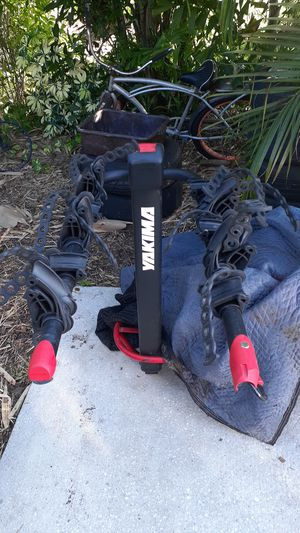 Yakima Double Down hitch mount bike rack for Sale in Palm Harbor, FL