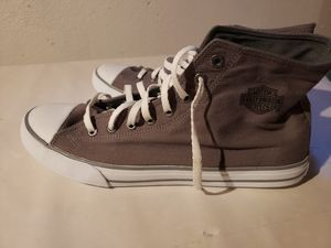 Harley Davidson converse size 13 new for Sale in Novi, MI