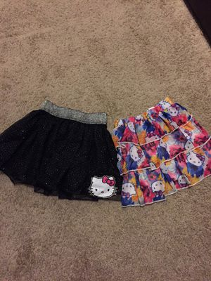 Hello kitty skirts for Sale in Joshua, TX