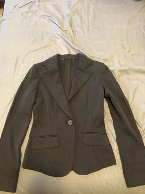 Pinstriped jacket /XS for Sale in Los Angeles, CA