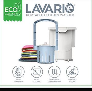 Portable manual washer for Sale in Oroville, CA