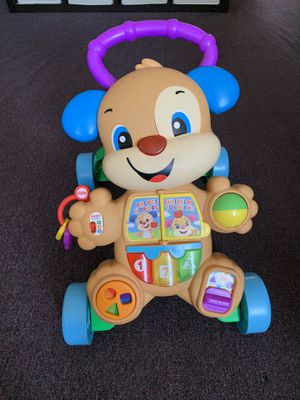 Fisher price kids walker toy for Sale in Los Angeles, CA