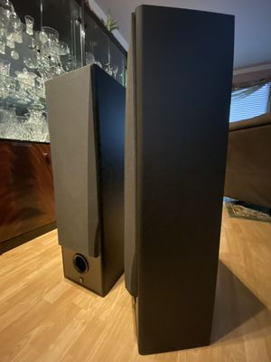 YAMAHA NS-8390 SPEAKERS PAIR GREAT CONDITION for Sale in Everett, WA