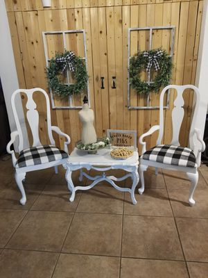 Chairs and table for Sale in Peoria, AZ