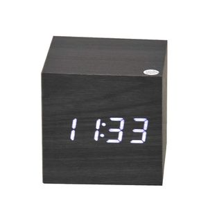 Micar-us is the only authorized seller of this cube alarm clock. Modern cube design: the design and color of this wood alarm clock go well with the s for Sale in Whittier, CA