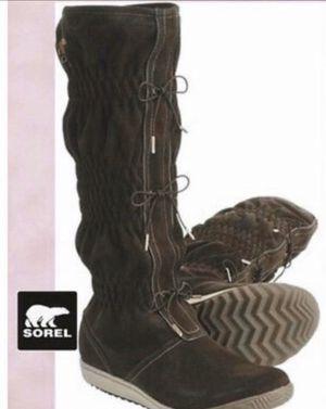 Women's Sorel Waterproof Suede Boots for Sale in Washington, DC