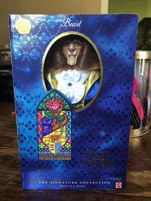 """Limited Edition Disney's Beauty and the Beast """"The Beast"""" for Sale in Georgetown, TX"""