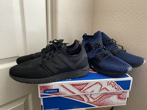 Men's Puma size 9.5 (fit like 10) 8/10 New balance 247 Size 10 Both for $50 for Sale in Sun City, AZ