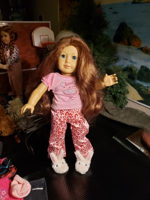 American Girl doll plus 2 outfits for Sale in San Jose, CA