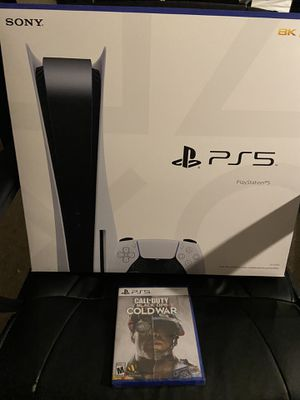 PS5 Disc Version IN HAND for Sale in Laguna Niguel, CA
