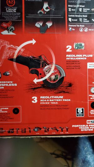 """Brand new 3"""" compact cut off tool -tool only for Sale in Sacramento, CA"""