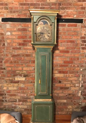 1840 working Swedish clock antique for Sale in Chicago, IL