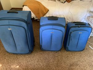 3 Set Luggage for Sale in Chico, CA