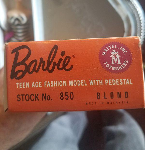 Barbie Doll 35th Anniversary - 1959