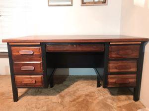 Refinished 1940s School Teacher Desk for Sale in Mabelvale, AR