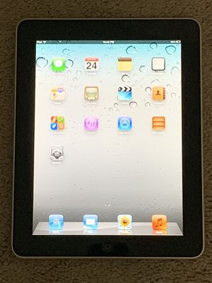 iPad 1st gen 64gb clean for Sale in Fort Worth, TX