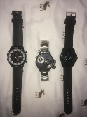 Men's Watches *Read Description* for Sale for sale  Perth Amboy, NJ