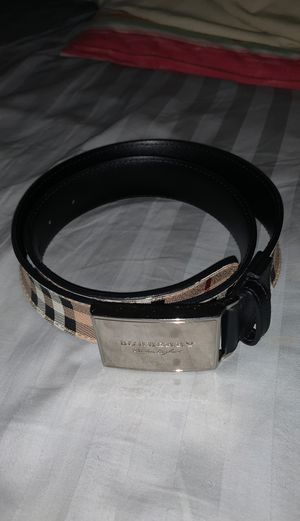 Burberry Belt for Sale in Quincy, MA