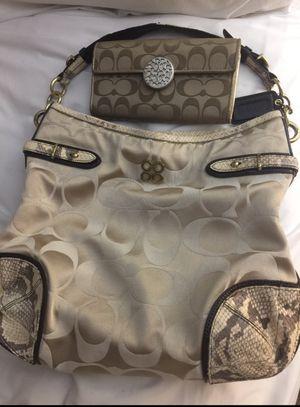 REAL COACH BAG / PURSE for Sale in Davie, FL