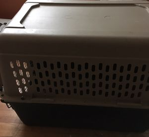 Plastic dog kennel for Sale in Marina del Rey, CA