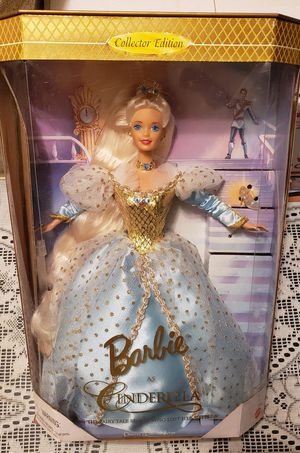 Cinderella Barbie for Sale in Maple Grove, MN
